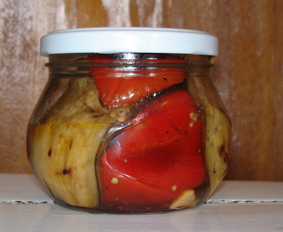 Печеный перец на зиму рецепт с фото