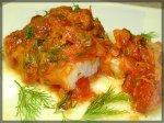 Рыба под маринадом - быстрое блюдо