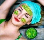 Маски из овощей для разных типов кожи
