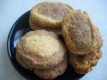 Яблочное воздушно-мягкое печенье