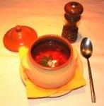 Абрикосовый суп-пюре для детей
