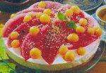 Торт «Арбузный смак»