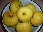 Моченые яблоки – память об урожайной осени