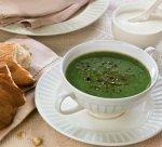 Суп-пюре из салата