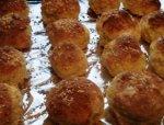 Творожные булочки по быстрому рецепту