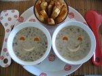 Супы с подорожником