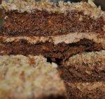 Орехово-кофейный торт «Идеальный»