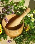 Лечение водянки травами