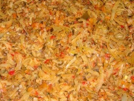 Рецепт курица с тыквой и картошкой