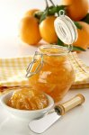 Апельсиновый джем – рецепт