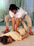 Тайский массаж. Совместим приятное с полезным